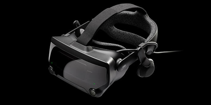 Valve officially announces Index, its new virtual reality headset