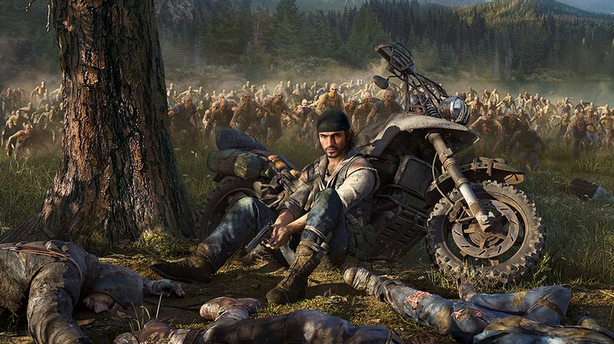 UK Charts: Days Gone scores third No.1 in very quiet week for games retail