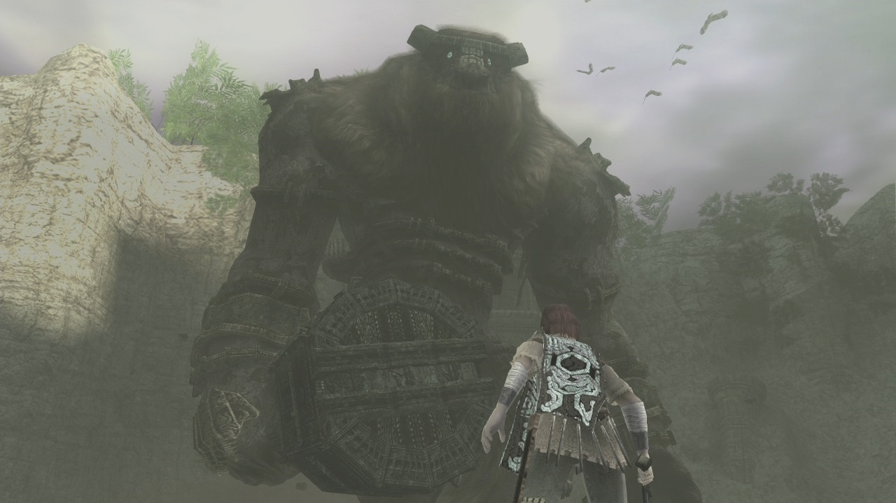 The timeless magic of Shadow of the Colossus