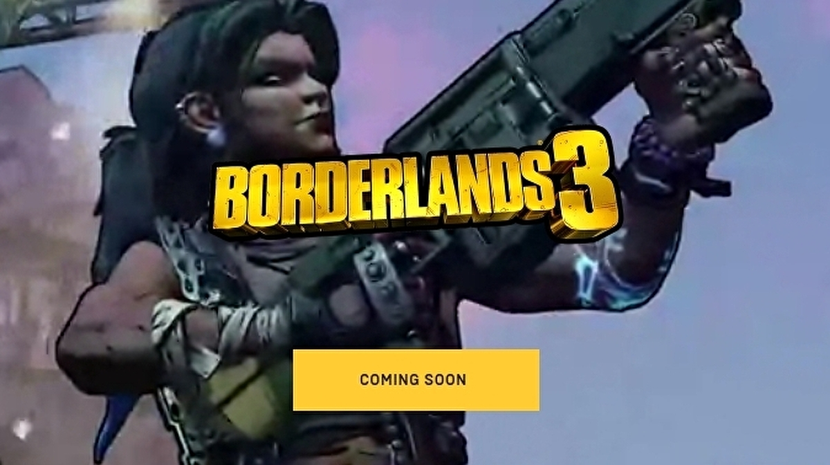 Borderlands 3 pre-order pulled from Epic Games store amid