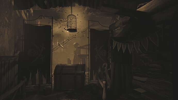 Layers of Fear 2 review - eagerly anticipated horror sequel