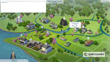 enable free build sims 4