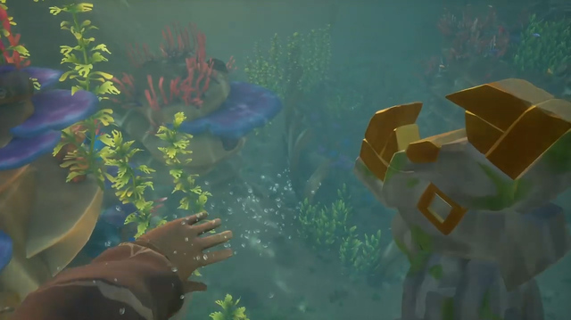 Treasure Trail Leads to Temple Trap in Sea of Thieves Tall Tale