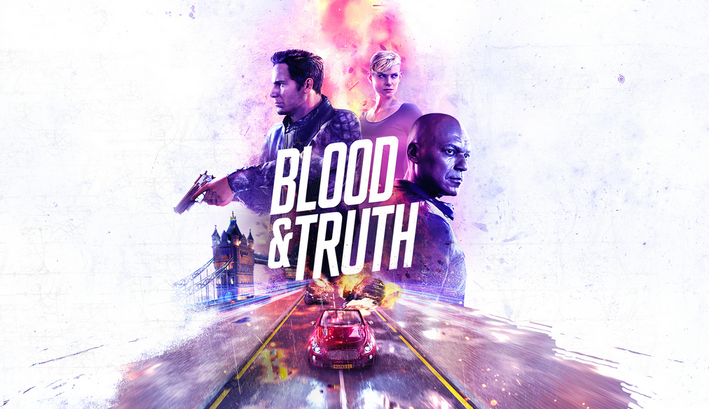 UK Charts: Blood & Truth is the first VR game to claim No.1