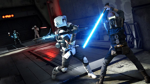 7 Stormtroopers Having the Worst Day in Star Wars Jedi Fallen Order