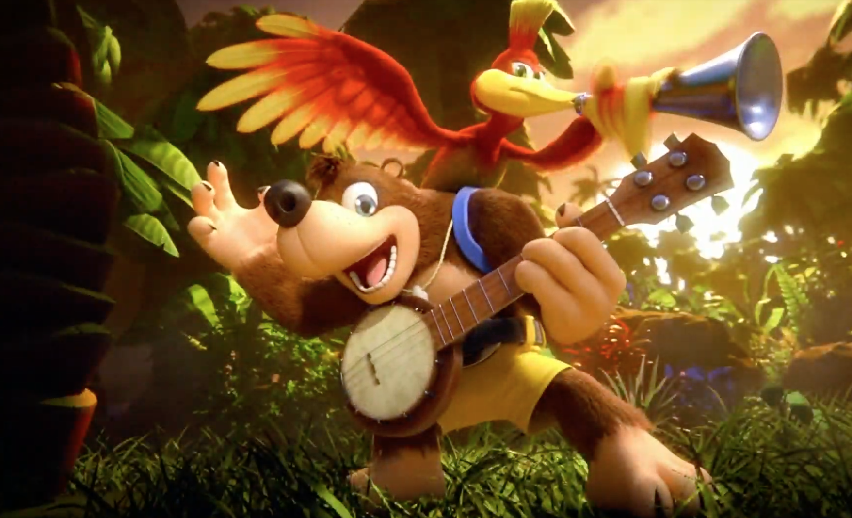 Breath of the Wild 2, Banjo-Kazooie and The Witcher 3 headline