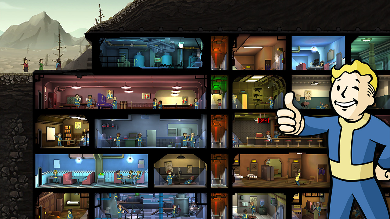 Fallout Shelter is coming to Tesla cars