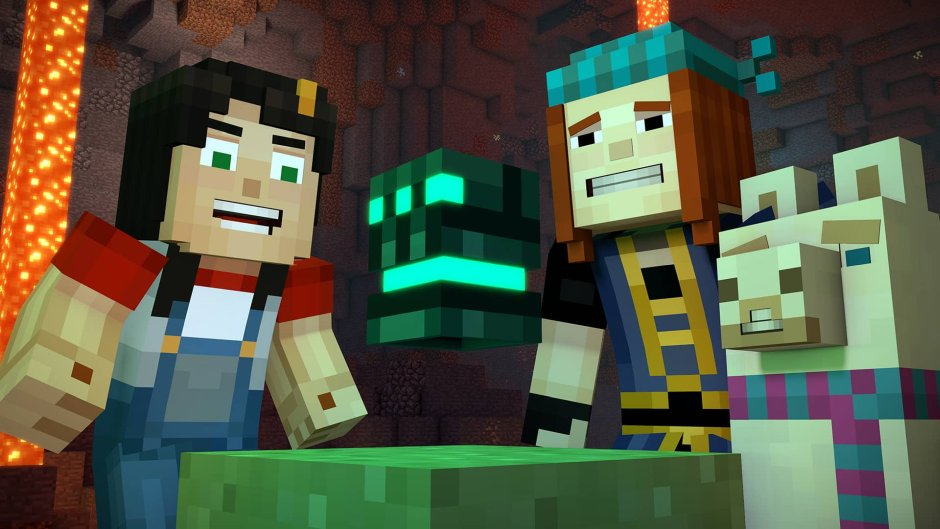 Minecraft Story Mode for Xbox 360 gets massive price hike