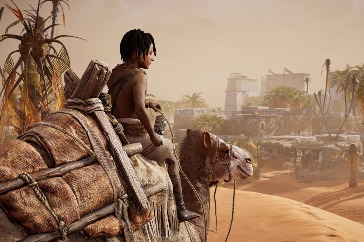 Assassin's Creed Discovery Tour honoured at Games for Change Awards