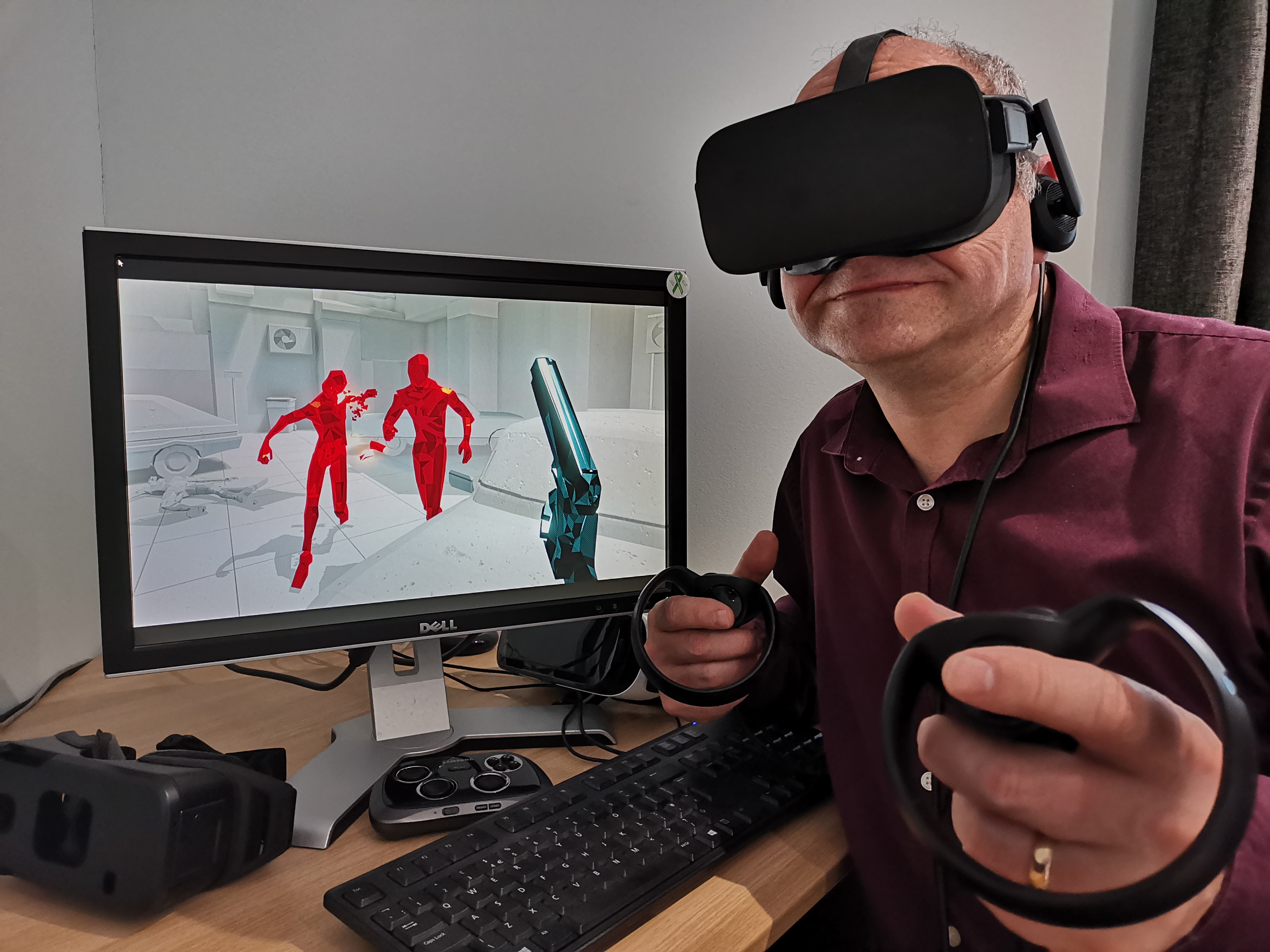 Seven years on from Oculus Rift's launch, how far have we come? | Opinion