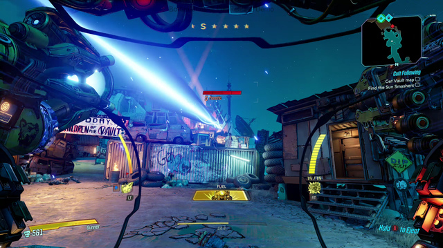 Meet Moze the Mech-Riding Gunner in Borderlands 3 Gameplay