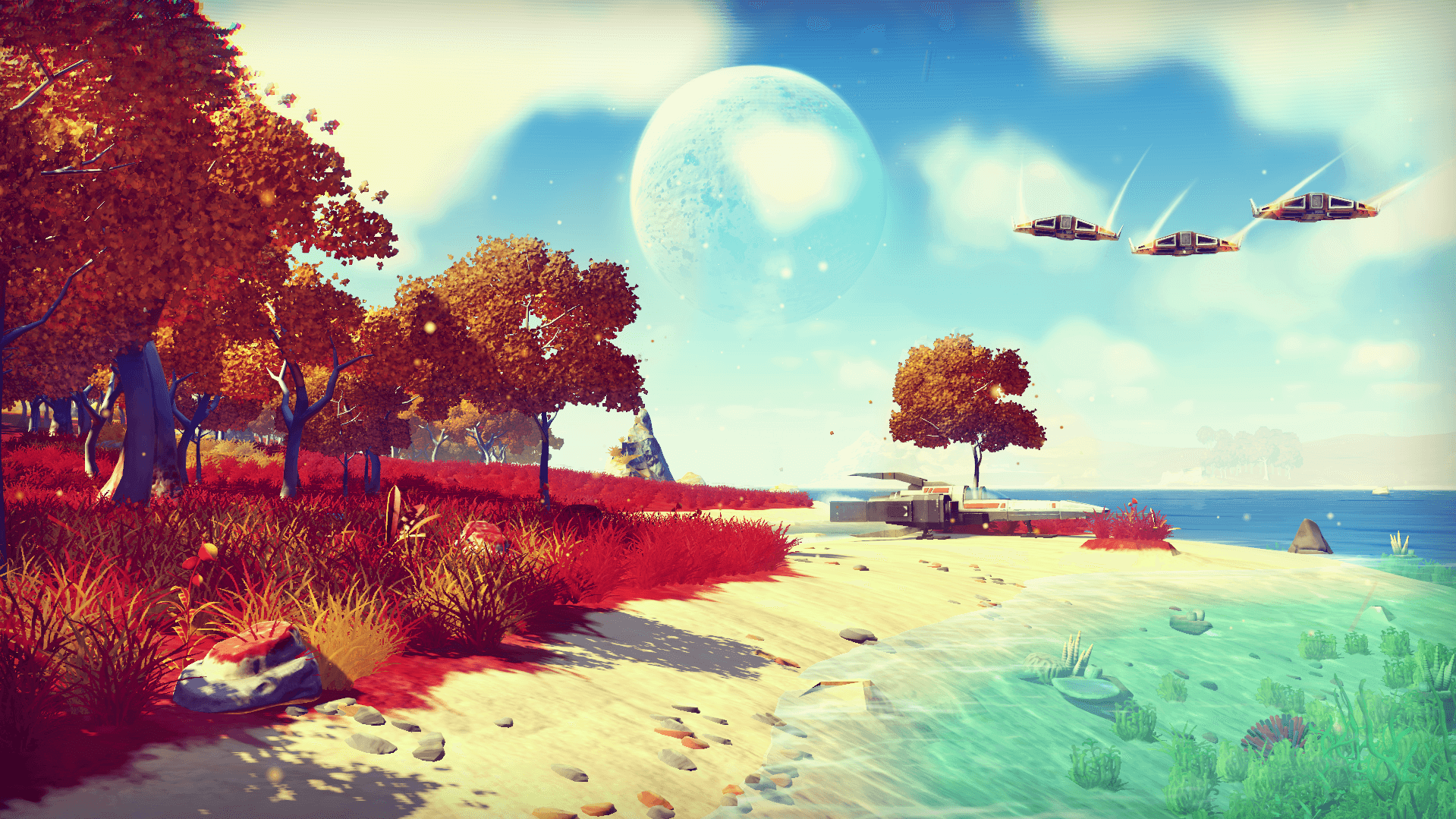 """Sean Murray on No Man's Sky: """"I thought we were making a niche game"""""""
