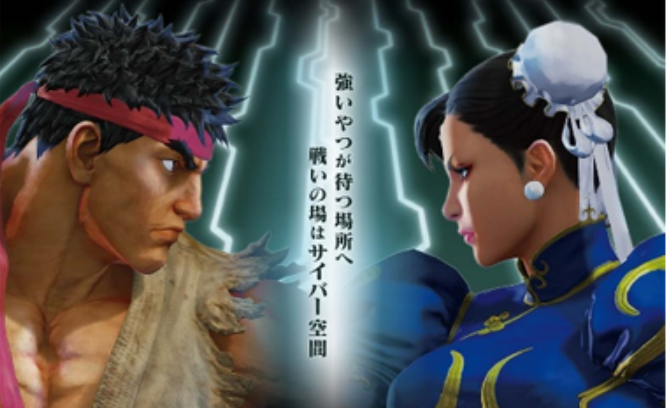 Street Fighter characters to be used in Osaka police recruitment ads