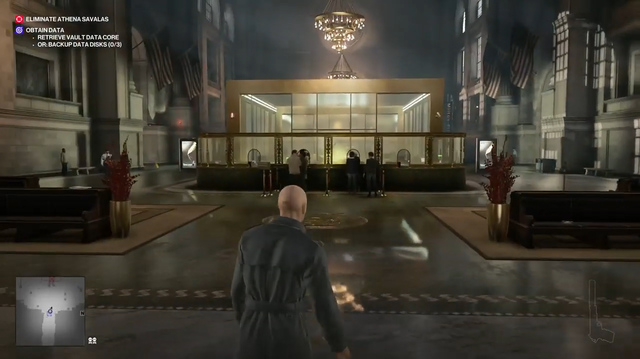 Hitman 2's Expansion Pack 1 Sends Agent 47 to a New York Bank