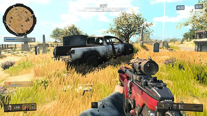 Call of Duty: Black Ops 4 players have spotted bloody