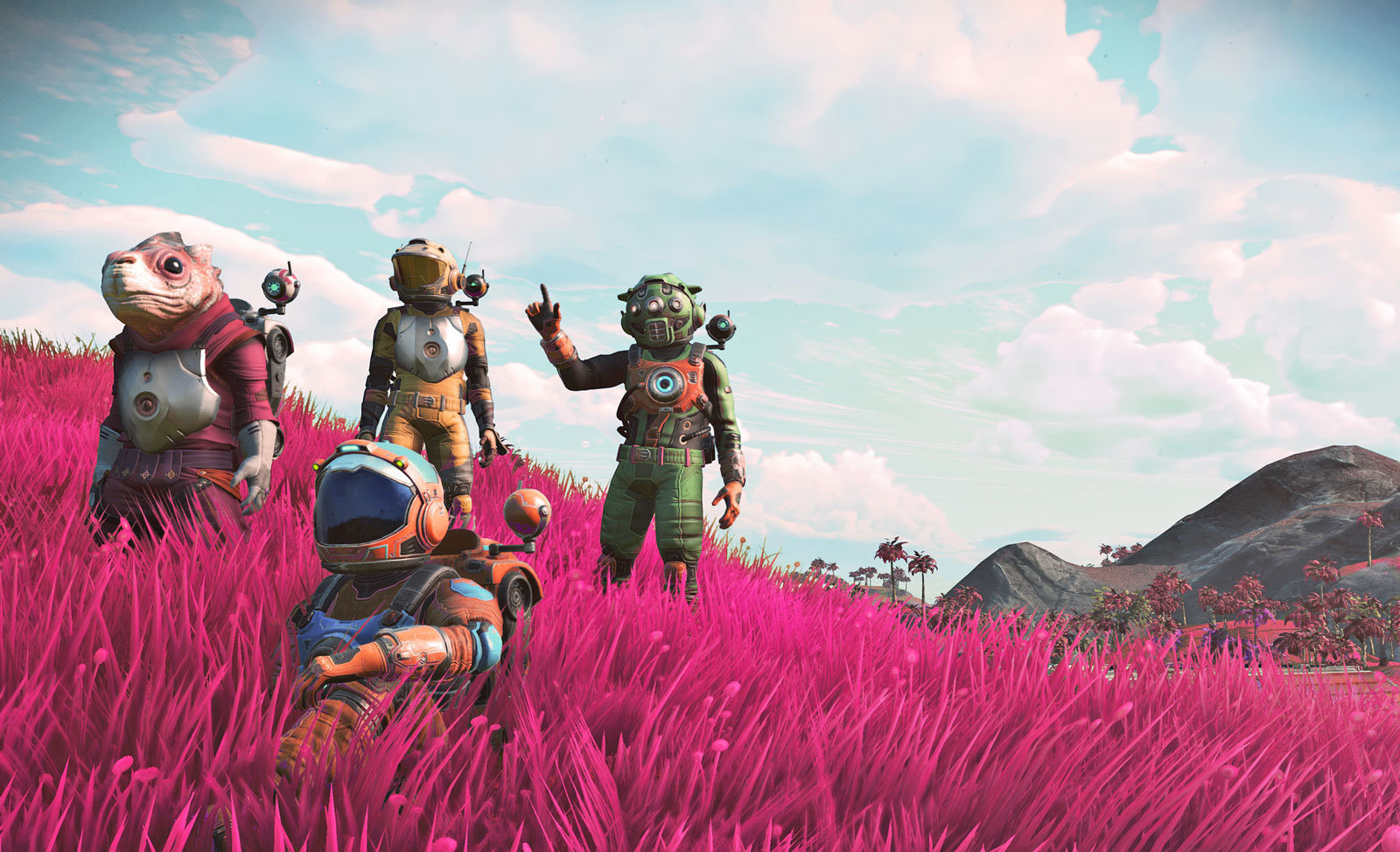 """Hello Games: Positive No Man's Sky stories """"don't do as well -- and that's a problem"""""""