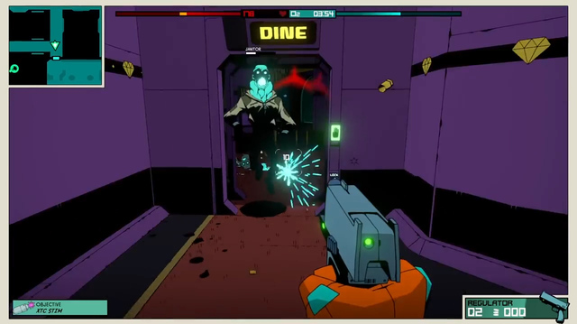 Andy and Mike Become Void Bastards in Sci-fi Shooter of Same Name