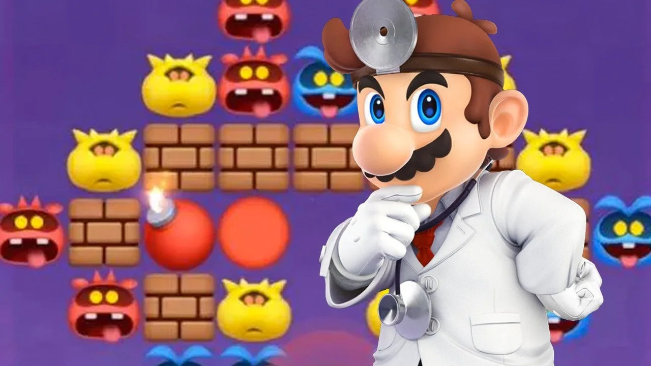 Dr Mario World reaches No.1 faster than Harry Potter (but slower than BTS)