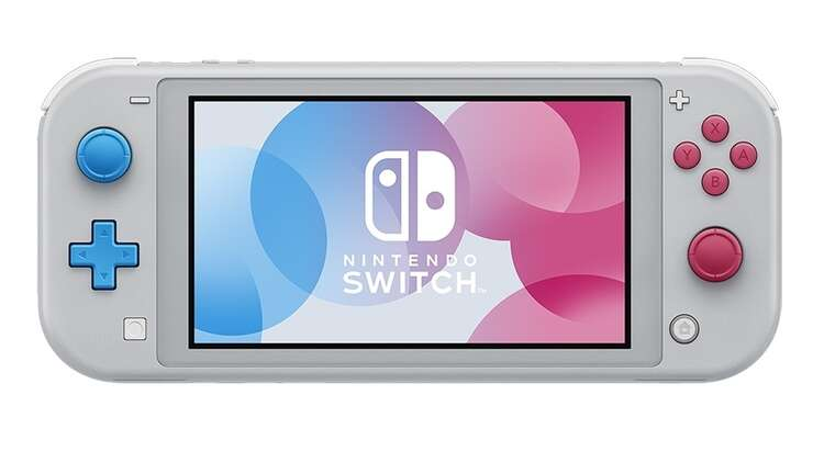 Don T Expect Switch Pro This Year Nintendo Says Eurogamer Net