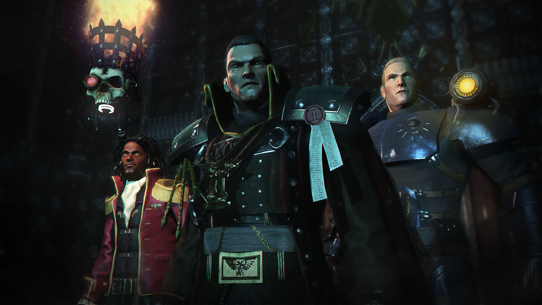 The Man in the High Castle creator to produce TV series based on Warhammer 40,000