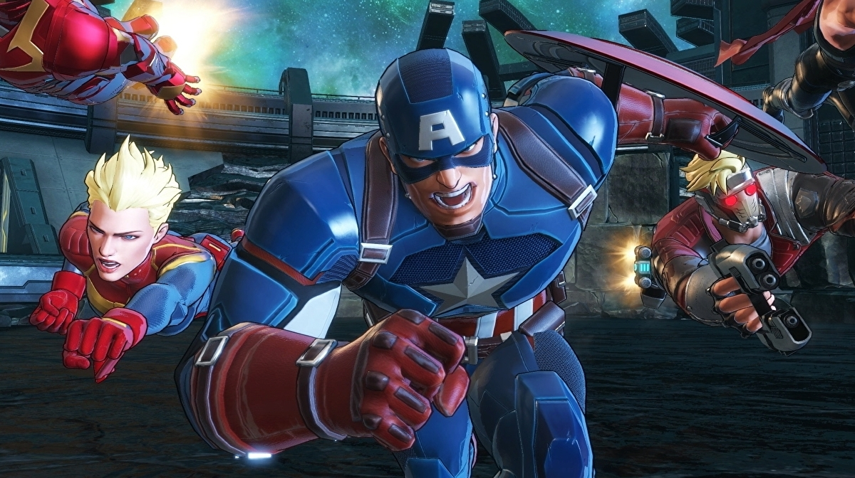Marvel Ultimate Alliance 3 review - with medium power comes