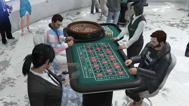 We Gamble Our Money Away in GTA Online's New Casino