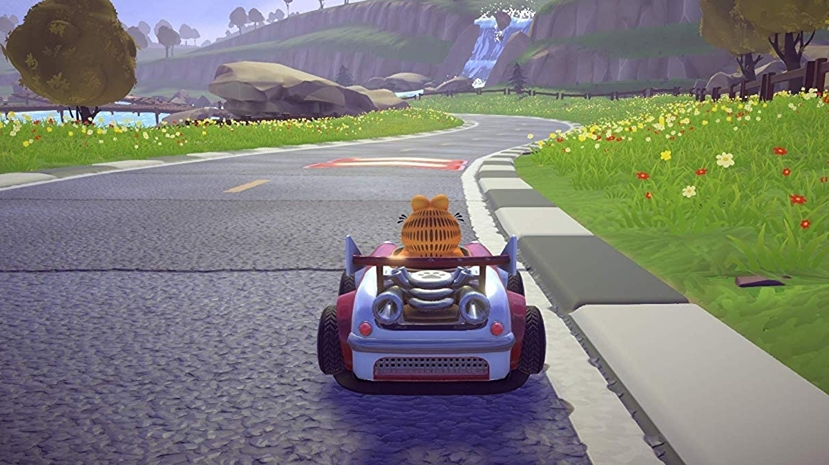 The Next All Star Family Racing Game Is On Its Way Garfield Kart Is Getting A Sequel Eurogamer Net