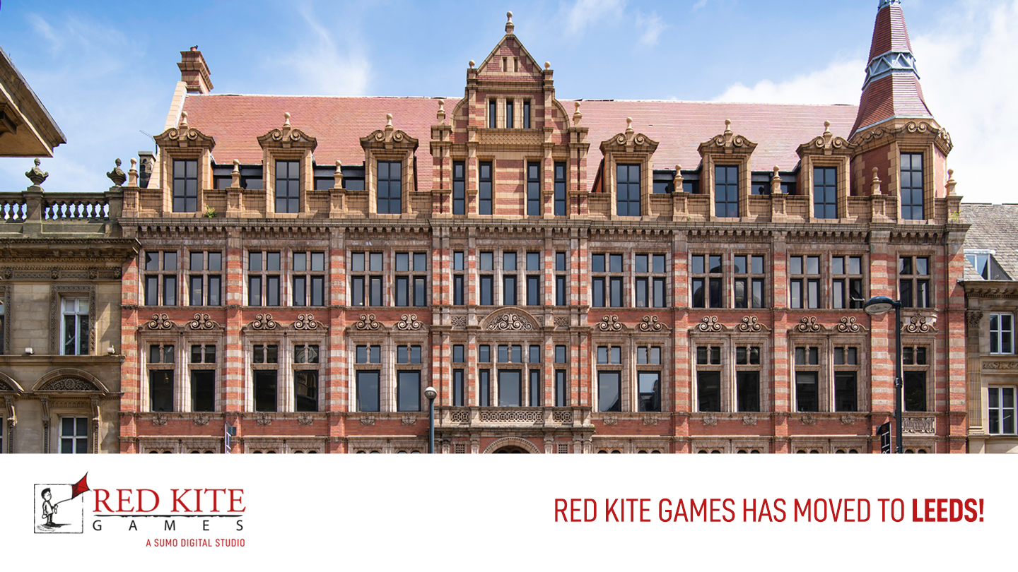 Red Kite Games moving to Leeds