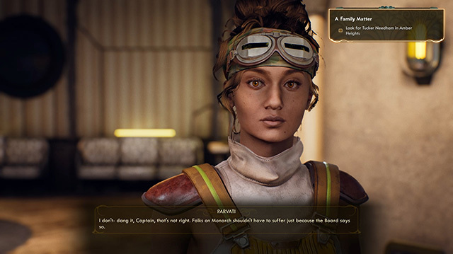 We Become Space Jerks in The Outer Worlds