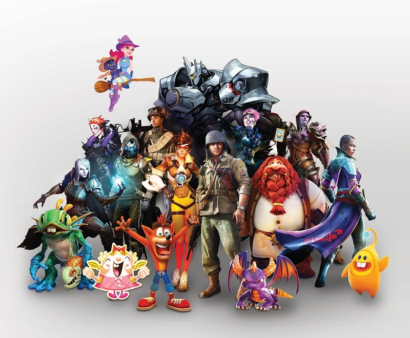 TaxWatch: Activision Blizzard has dodged taxes on billions