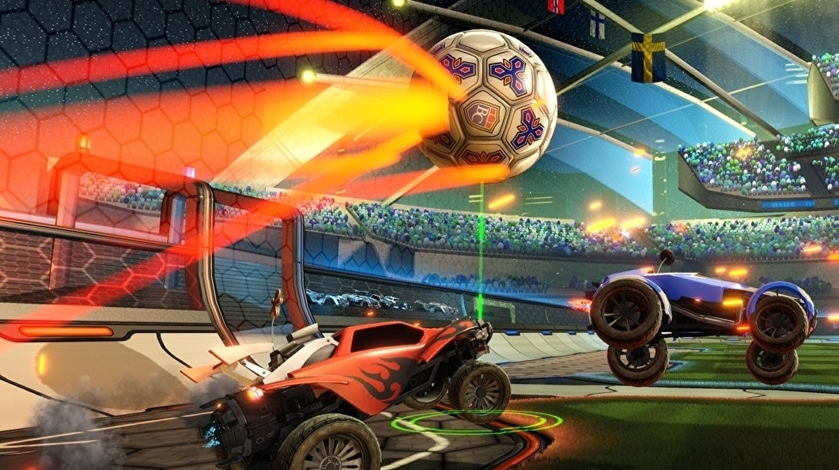 Rocket League is ditching its paid, randomised loot boxes