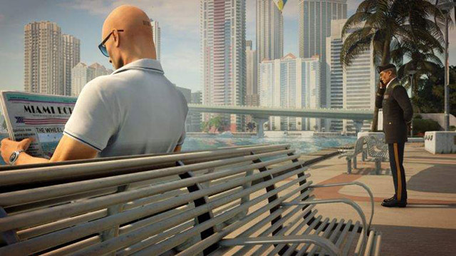 Hitman 2 Goes to Miami for a Non-Lethal Escalation
