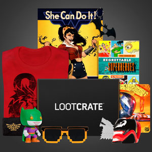 Loot Crate files for bankruptcy, lays off over 50