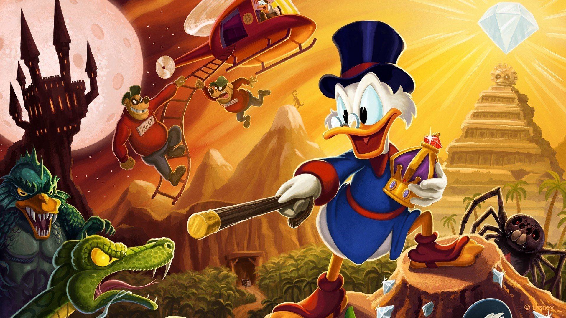 DuckTales makes a staggering last-minute comeback in EMEAA charts