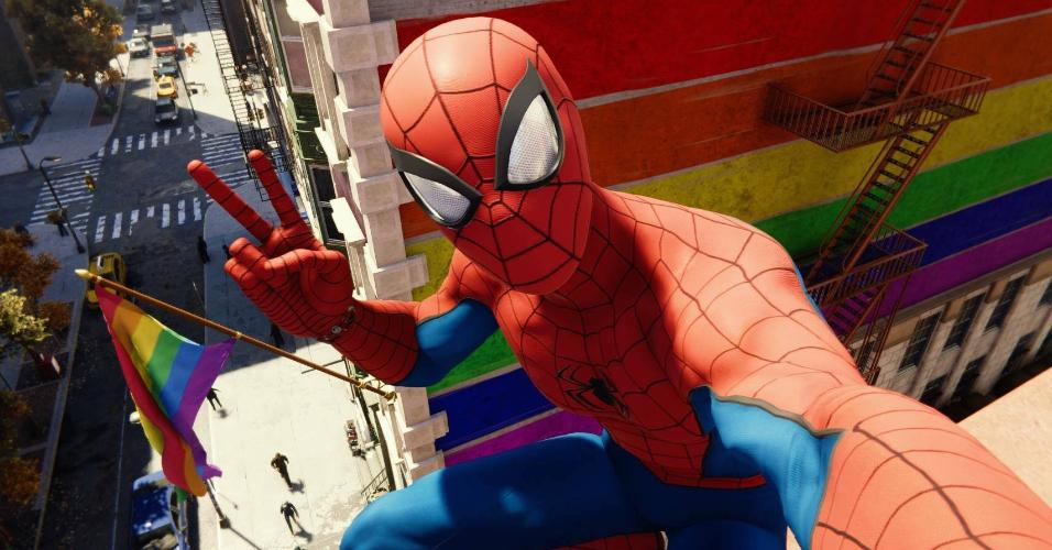 Sweating the details of diversity in Marvel's Spider-Man