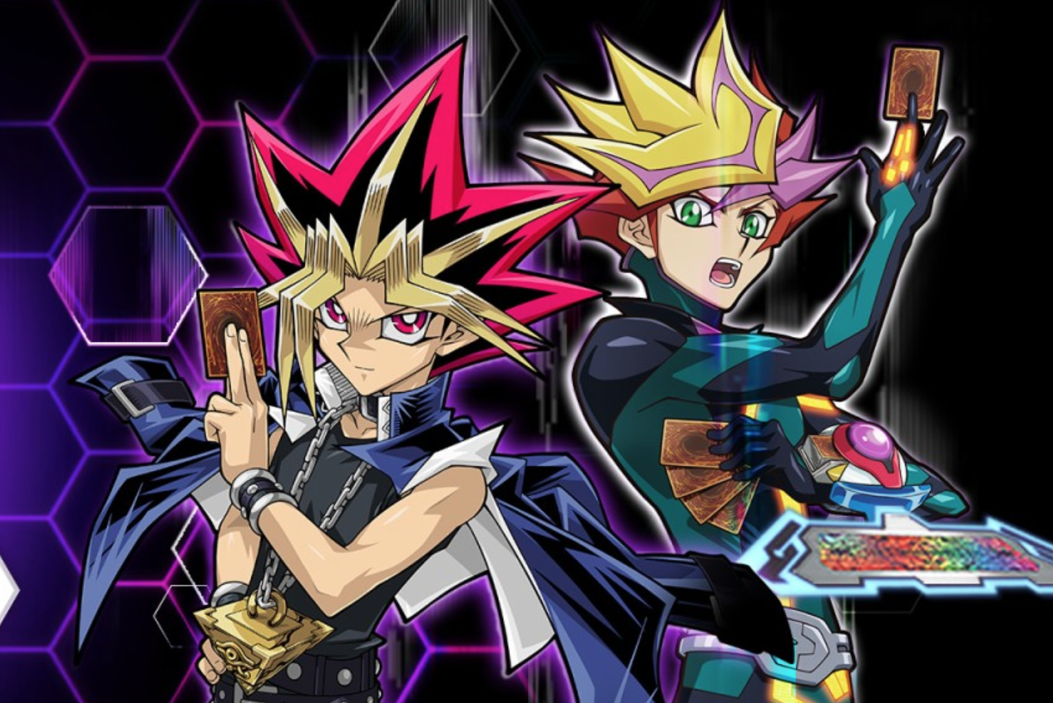 Yu-Gi-Oh is the best-selling boxed game in EMEAA charts