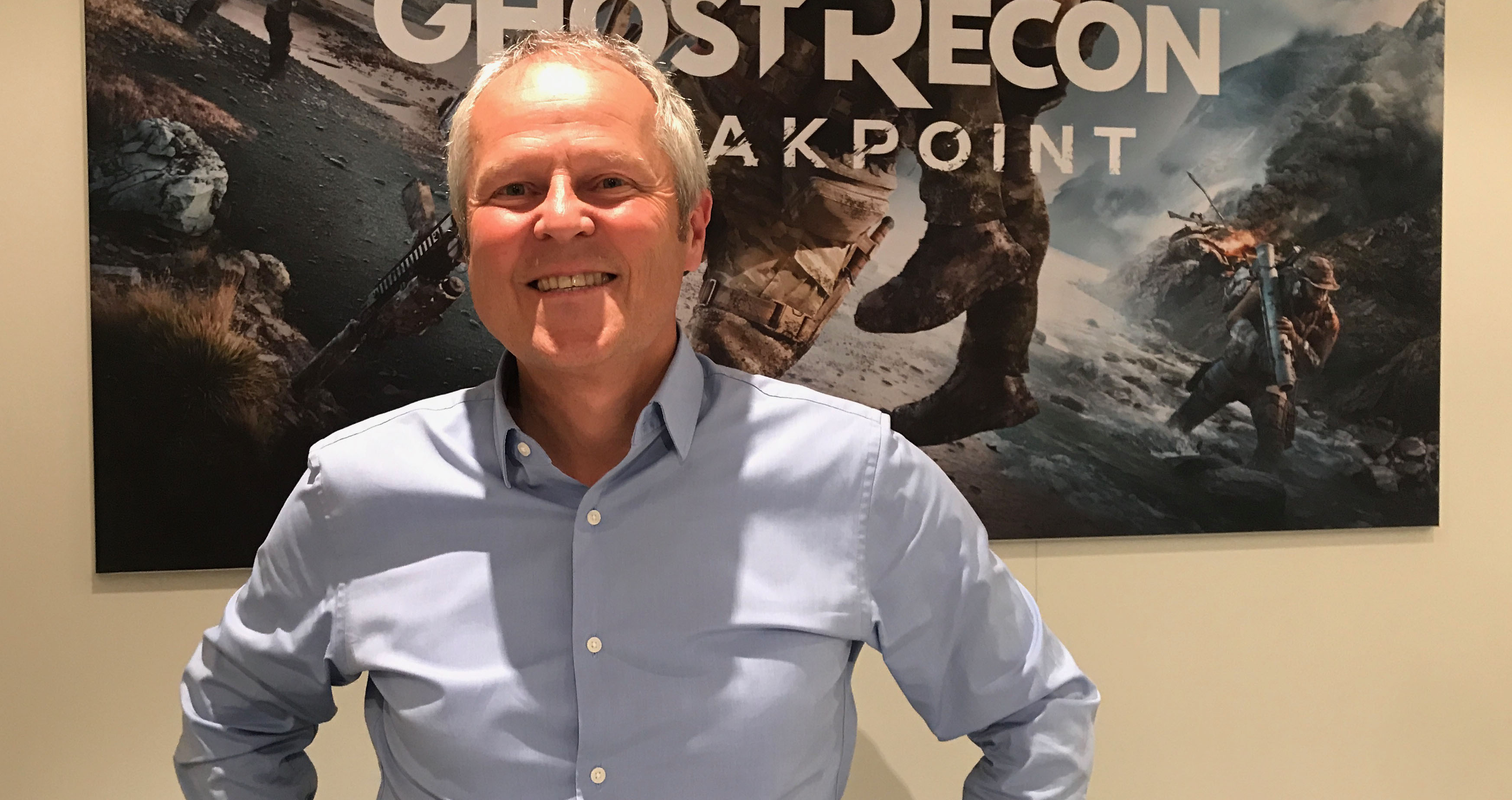 Yves Guillemot on the thin line between politics and entertainment