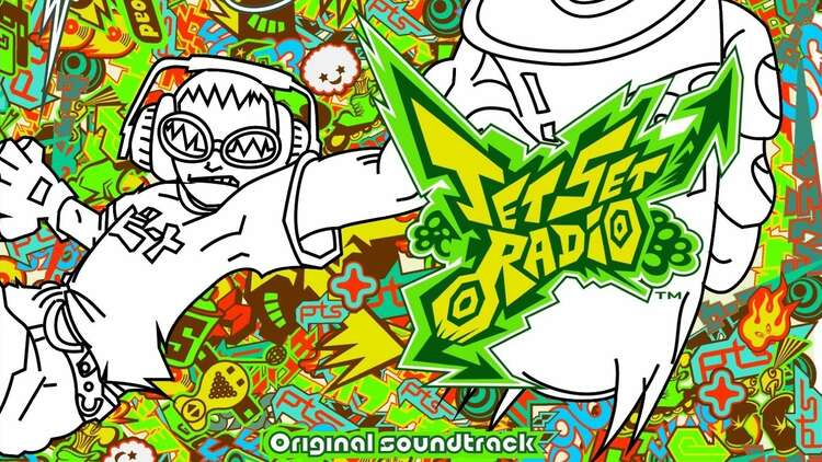 Jet Set Radio May Be With Us No More But Its Influence Is Everywhere Eurogamer Net