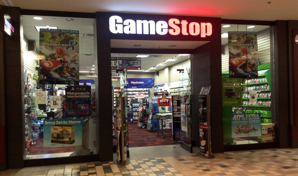 "GameStop to close 180-200 ""underperforming"" stores globally this year"