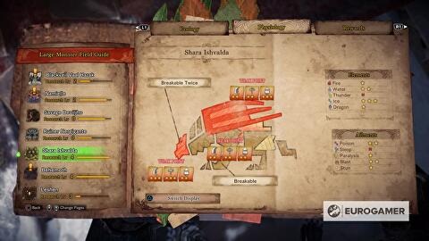 Monster Hunter World Shara Ishvalda Strategy Shara Ishvalda Weakness And How To Get Shara Ishvalda Tenderplate And Other Parts Explained Eurogamer Net Mhw iceborne how to farm shara ishvalda tenderplate easily ▻join our discord and win iceborne monster hunter world: monster hunter world shara ishvalda