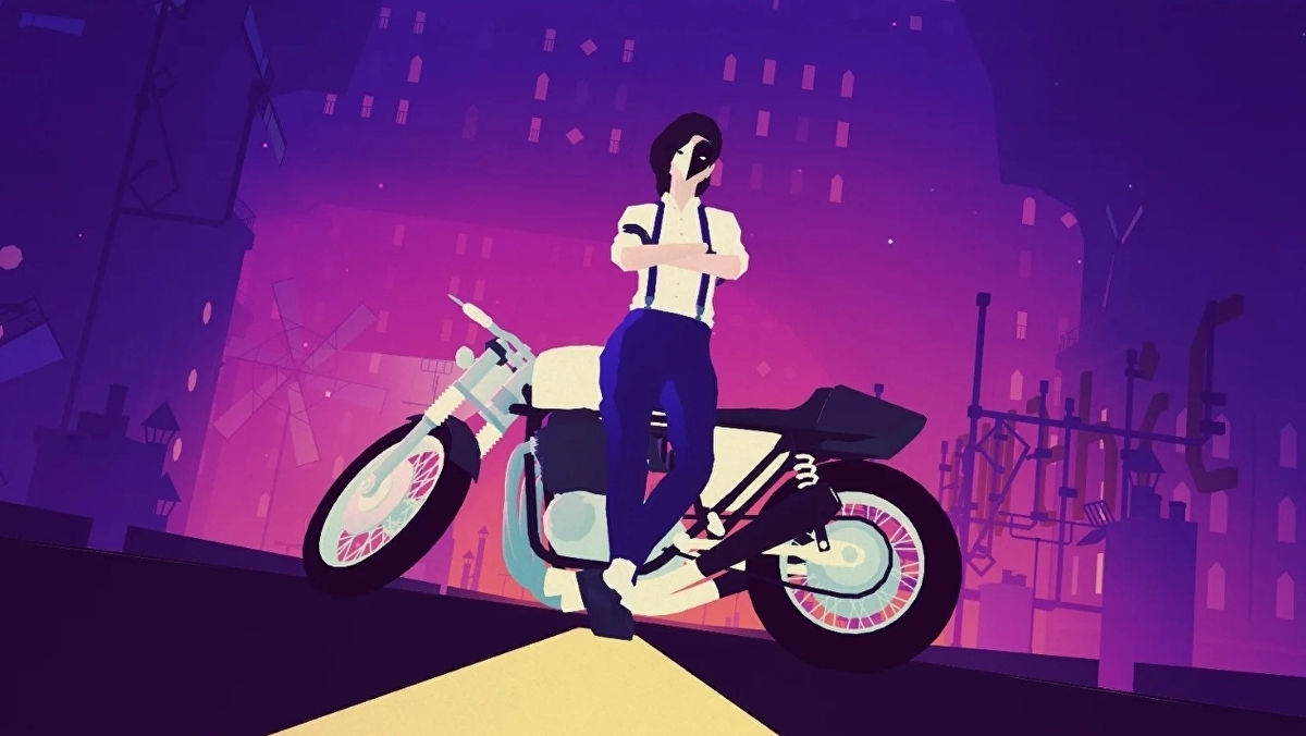 Sayonara Wild Hearts review - exuberance, precision and shattered love