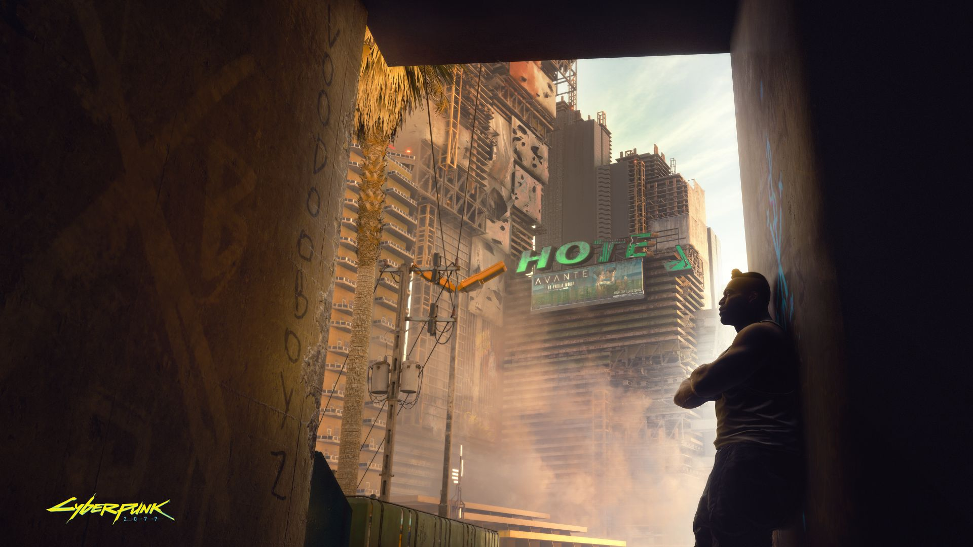 The 57 years of unseen work that built Cyberpunk 2077's Night City