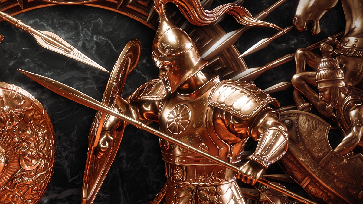 A Total War Saga: Troy will lay siege to your PC in 2020