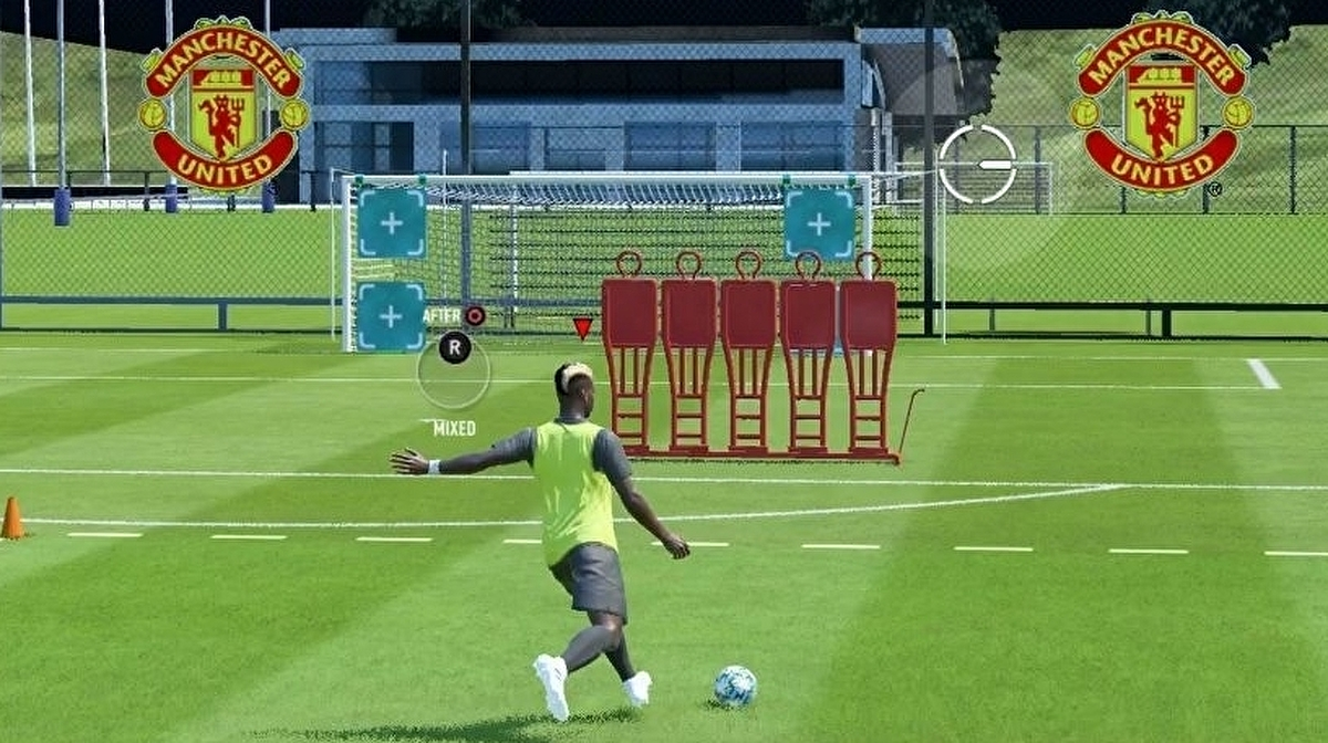how to train your free kicks in FIFA 21