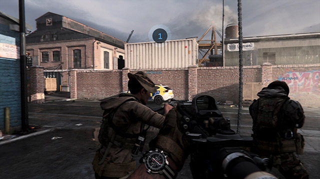 Modern Warfare Multiplayer Comes Out All Guns Blazing