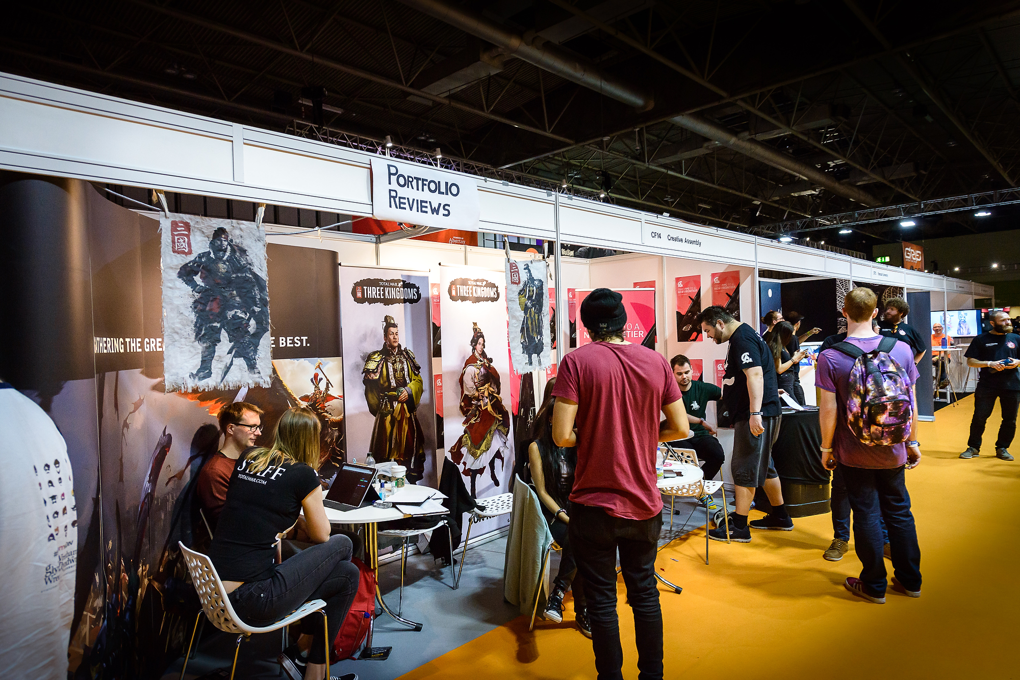 Check out the GamesIndustry.biz Career Fair line-up