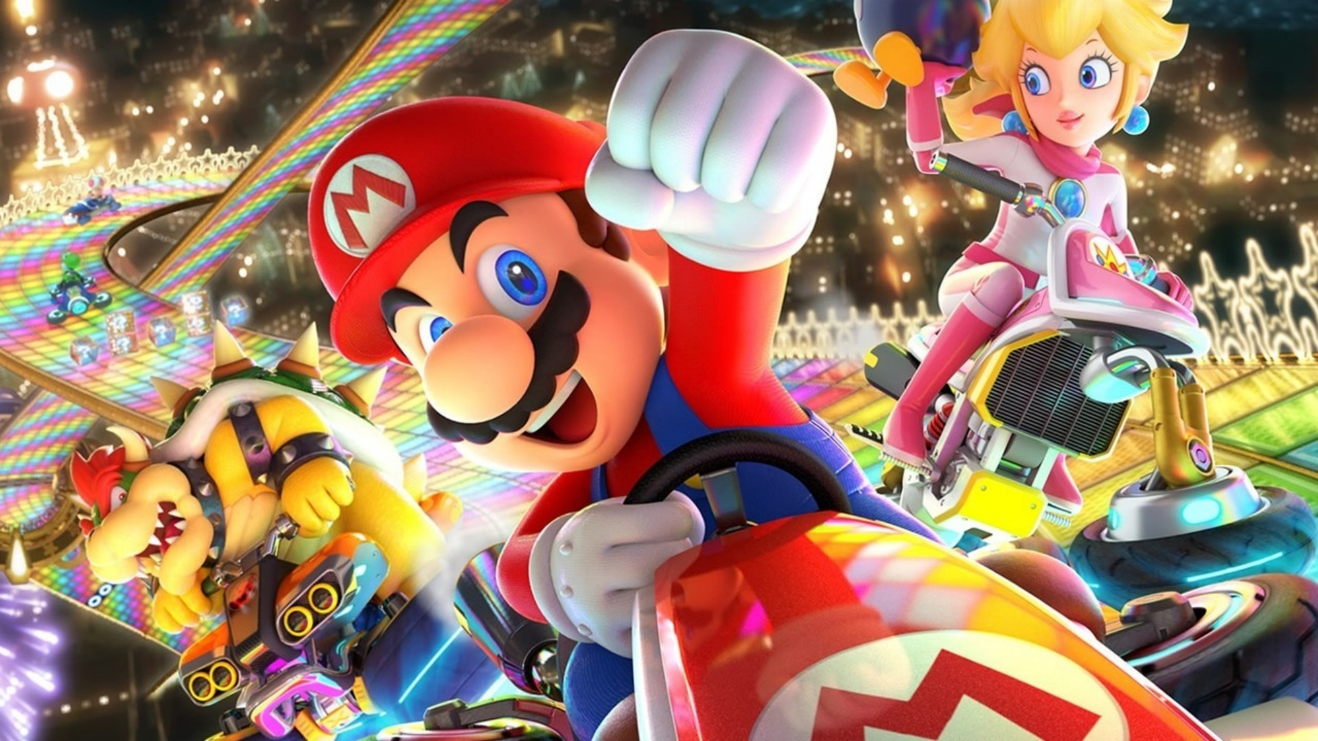 Mario Kart Tour racks up 90m downloads in its first week