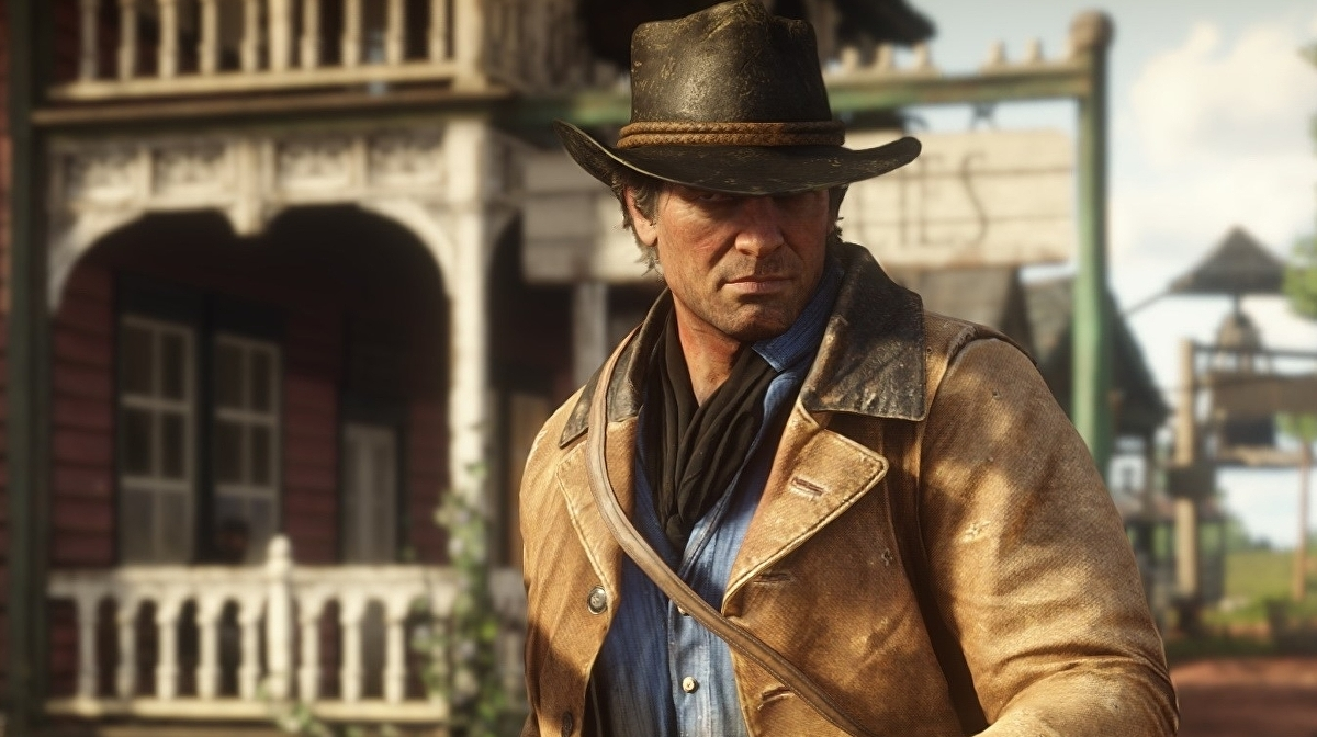 Red Dead Redemption 2 arrives on PC next month