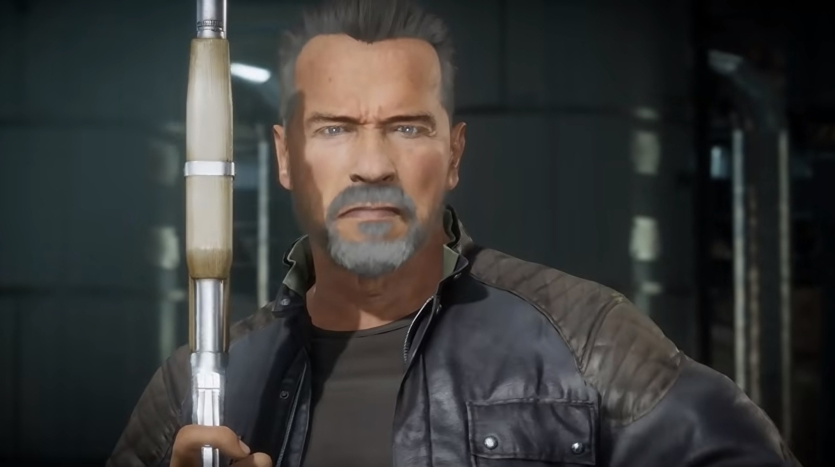 Mortal Kombat 11's Terminator is packed with Terminator 2 references