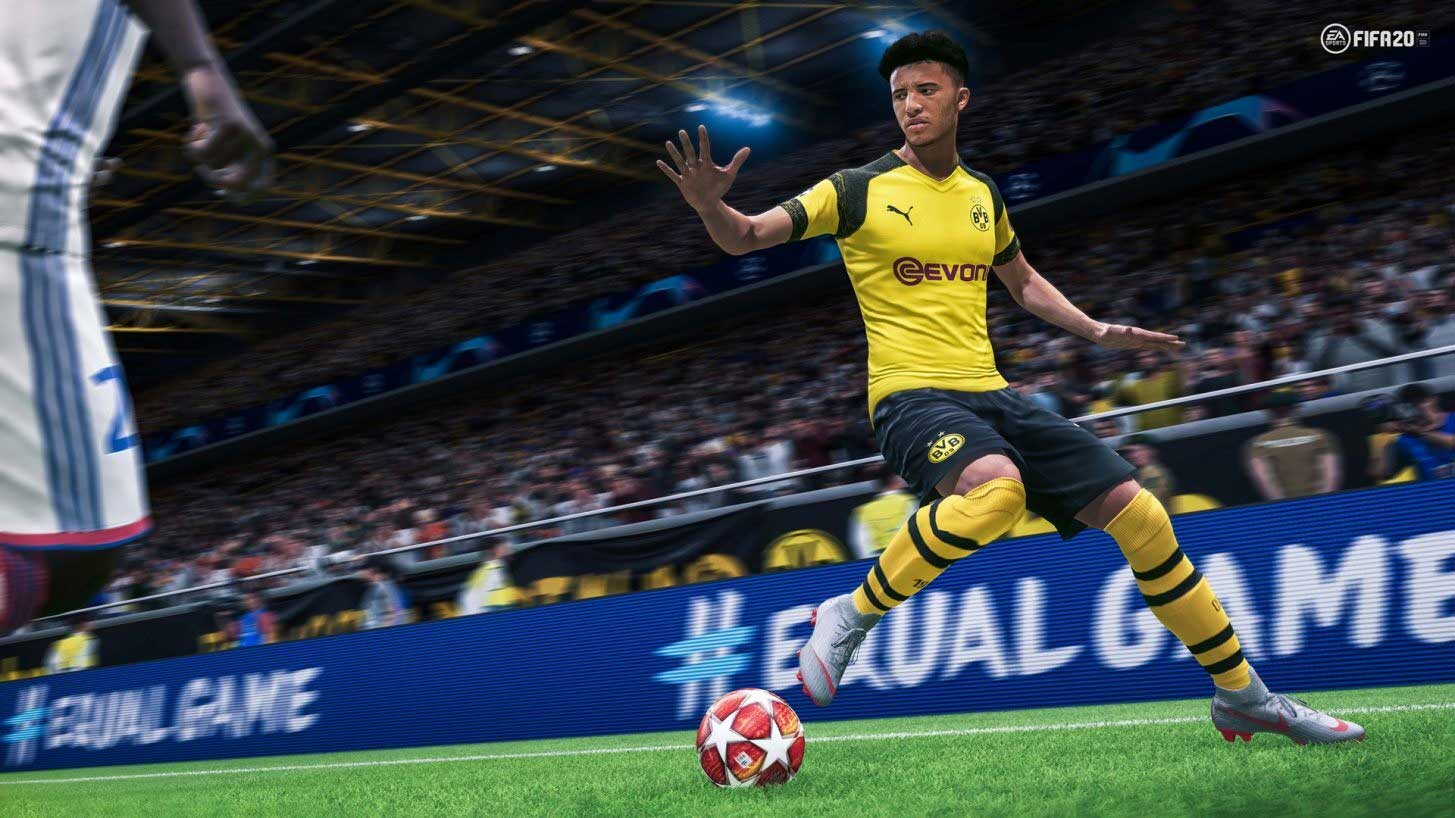 FIFA 20 remains leagues ahead in UK charts